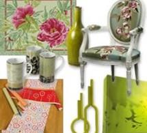 shopping : motifs nature pour décorer la maison