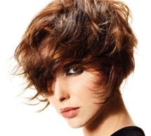 coiffures pour CHEVEUX MI-LONGS - suite des créations printemps-été 2013