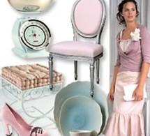 shopping mode-décoration : envies de pastels