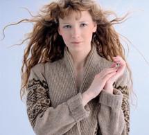 longue veste jacquard à col châle à tricoter - explications gratuites
