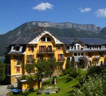 Été comme hiver, 'Les Trésoms' font d'Annecy une destination évasion idéale