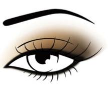 MODE D'EMPLOI pour un maquillage des yeux classique en ÉVENTAIL