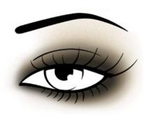 MODE D'EMPLOI pour un maquillage des yeux SMOKY