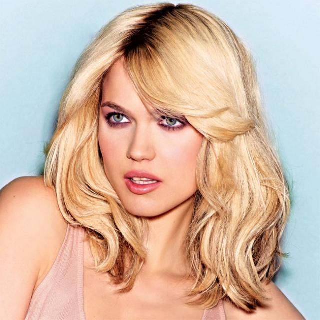 Top Model Coiffure Coiffures Cheveux Longs Printemps Ete 2014 Galerie Abcfeminin Com Le Magazine Feminin En Ligne Des Femmes Futees Et Creatives